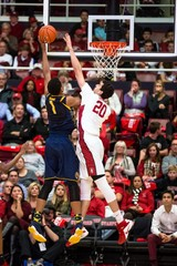 NCAA Basketball: California at Stanford