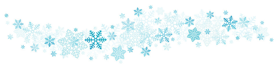 Image result for snowflake border