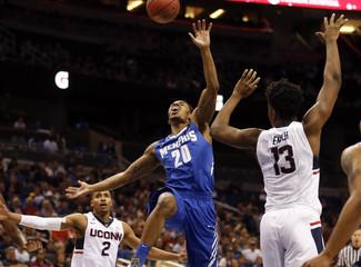 NCAA Basketball: AAC Conference Tournament Connecticut vs Memphis