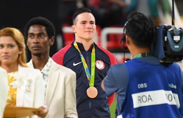 Olympics: Gymnastics