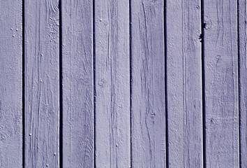 Blue color wood fence pattern.