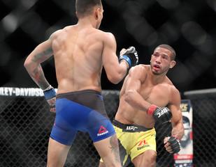 MMA: UFC Fight Night-Dias vs Fili