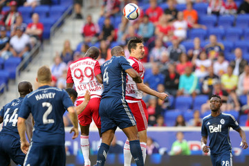 MLS: Vancouver Whitecaps FC at New York Red Bulls