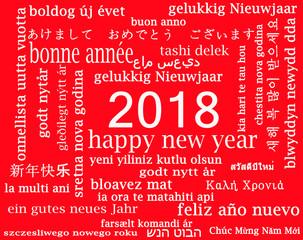 Photos illustrations et vid os de bonne ann e 2018 - Bonne annee dans toutes les langues ...