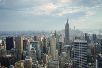Empire State Building bei Tag