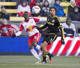MLS: New York Red Bulls at Columbus Crew SC