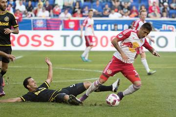MLS: Columbus Crew SC at New York Red Bulls