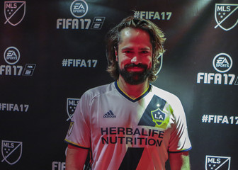 MLS: FIFA 2017 EA Sports Reveal Party