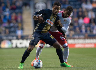 MLS: New York Red Bulls at Philadelphia Union