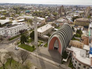 Catedral de Chillán, Chile