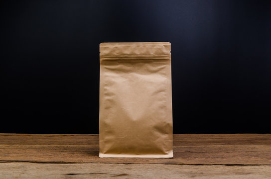 Aluminium foil coffee bag