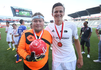 MLS: MLS Works Special Olympics Unified Sports All-Star Soccer Match