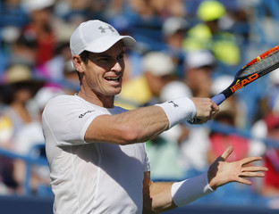 Tennis: Western and Southern Open - Murray vs Federer