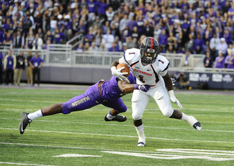NCAA Football: Richmond at James Madison