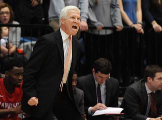NCAA Basketball: Davidson at George Washington