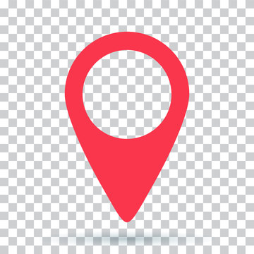 pin map navigation localization icon image