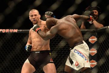 MMA: UFC 199-Mutapcic vs Casey