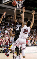 NCAA Basketball: Mississippi State at South Carolina