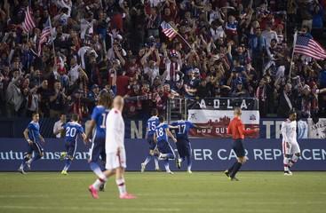 Soccer: International Friendly-Canada at USA