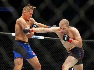 MMA: UFC Fight Night-Morono vs Price