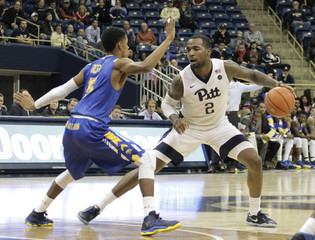 NCAA Basketball: Morehead State at Pittsburgh