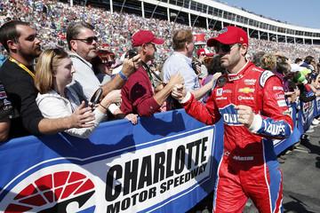 NASCAR: Bank of America 500