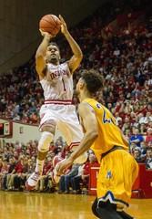 NCAA Basketball: McNeese State at Indiana