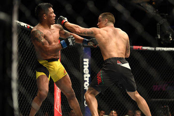 MMA: UFC Fight Night-Sandoval vs Serrano
