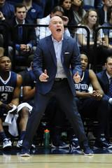 NCAA Basketball: Penn State at George Washington