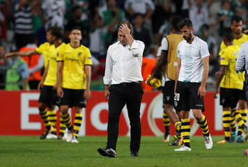 Europa League - Konyaspor vs Vitoria S.C.