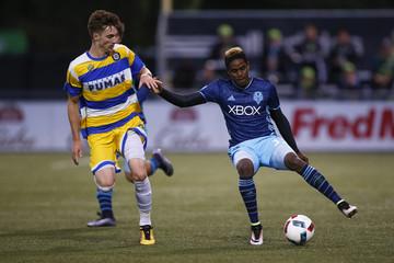 MLS: U.S. Open Cup-Kitsap Pumas at Seattle Sounders FC