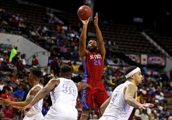 NCAA Basketball: MEAC Conference Tournament