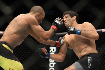 MMA: UFC Fight Night-Barboza vs Melendez