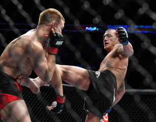 MMA: UFC Fight Night-Holtzman vs McBride