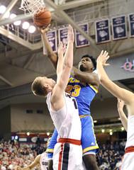 NCAA Basketball: UCLA at Gonzaga
