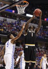 NCAA Basketball: NCAA Tournament-Second Round-Kentucky vs Wichita State