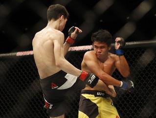 MMA: UFC Fight Night-Inoue vs De Tomas