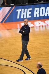 NCAA Basketball: NCAA Tournament-Sacramento Practice