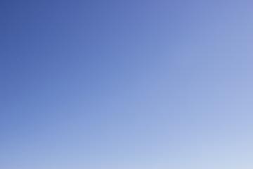 Clear Blue Sky gradient true color