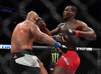MMA: UFC Fight Night-Saint Preux vs De Lima