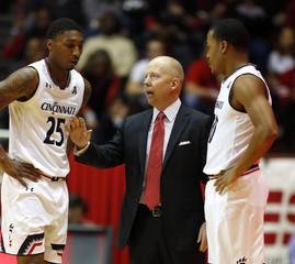 NCAA Basketball: Albany at Cincinnati