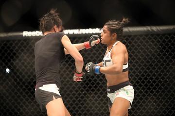 MMA: UFC 206-Letourneau vs Pereira