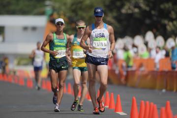 Olympics: Men's 50km Walk
