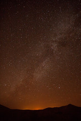 Sahara Desert Night Sky - 4026