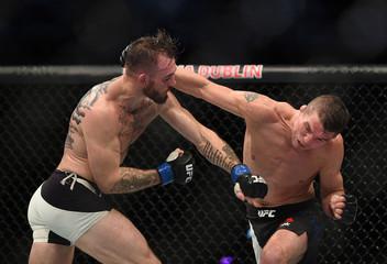 MMA: UFC Fight Night-Elkins vs Whiteford