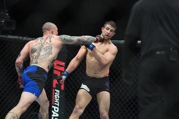 MMA: UFC Fight Night-Smith vs Sanchez
