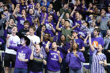 NCAA Basketball: Selection Sunday-Northwestern