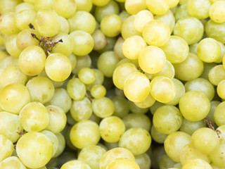 Whhitte grapes, background