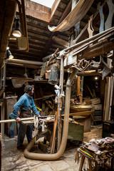 Paolo, the carpenter of Venice