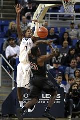 NCAA Basketball: Santa Clara at Nevada